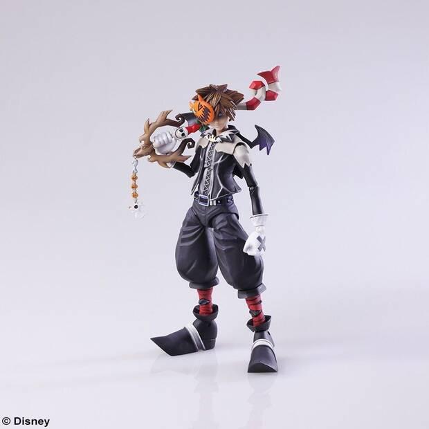 Square Enix presenta nuevas figuras de Riku y Sora de Kingdom Hearts Imagen 3