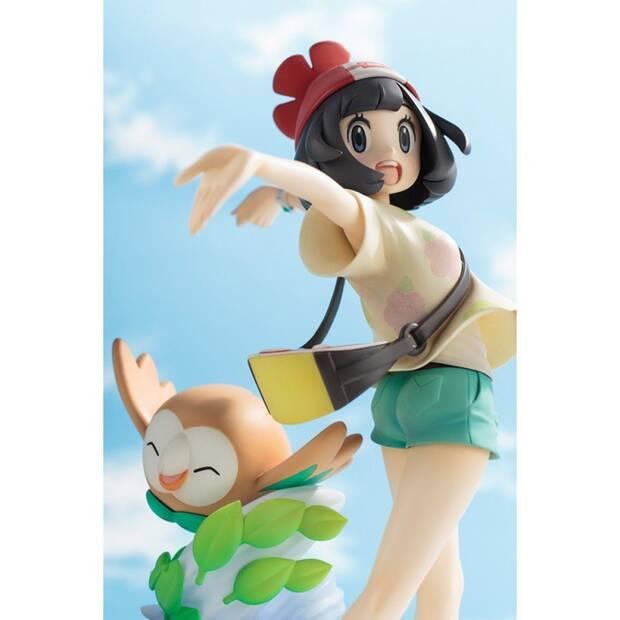 La entrenadora pokémon Selene tendrá figura coleccionable Imagen 2