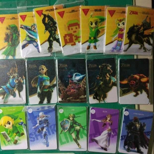 Incautan más de 6850 tarjetas amiibo falsificadas a un vendedor en Taiwán Imagen 2