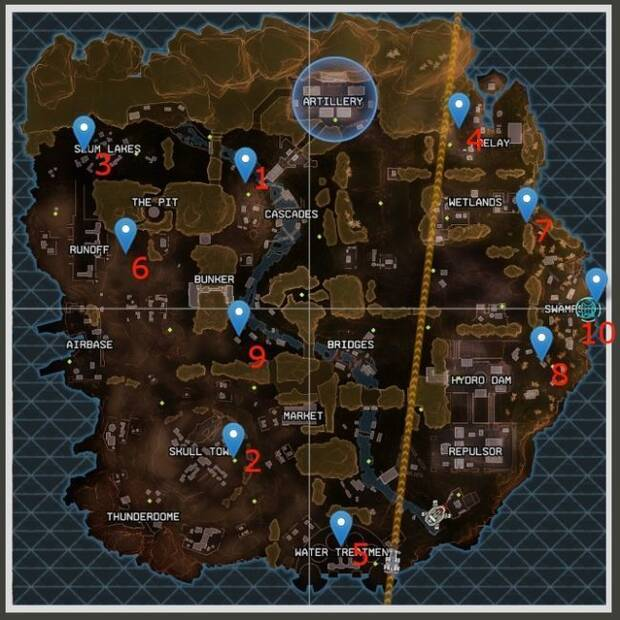 Los jugadores de Apex Legends descubren al monstruo del Lago Ness Imagen 2