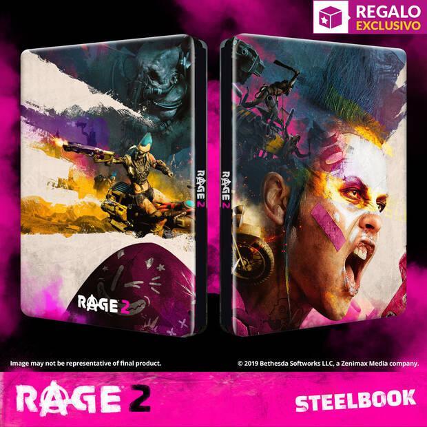 GAME presenta su edición exclusiva de RAGE 2 Imagen 2