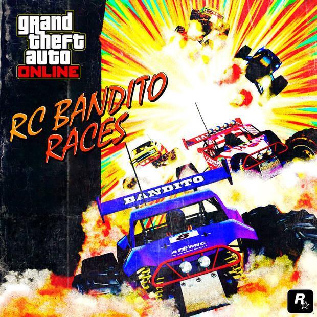 GTA Online: Estrena nuevo contenido para Arena War y RC Bandito Imagen 2