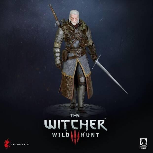 Nuevas figuras y objetos de colección de The Witcher Imagen 2