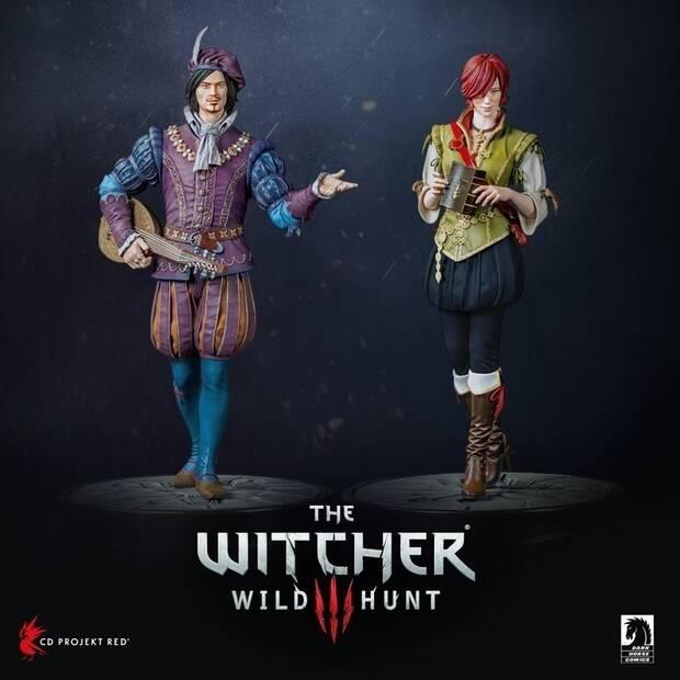 Nuevas figuras y objetos de colección de The Witcher Imagen 3
