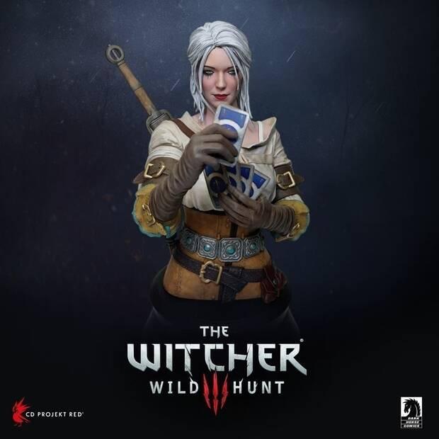 Nuevas figuras y objetos de colección de The Witcher Imagen 4