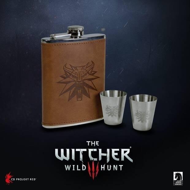 Nuevas figuras y objetos de colección de The Witcher Imagen 5