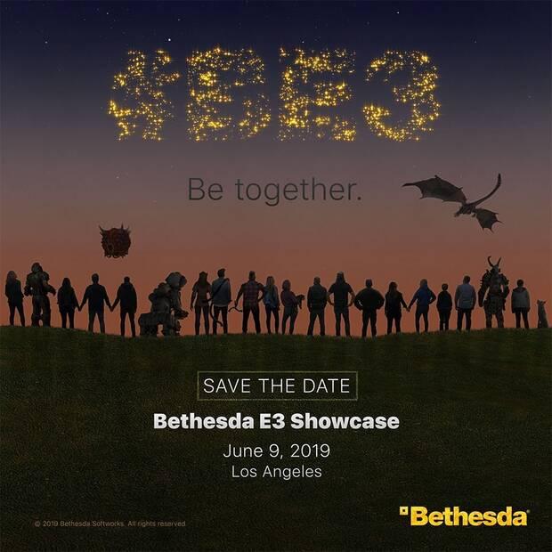 Bethesda anuncia su conferencia del E3 2019 para el 9 de junio Imagen 2