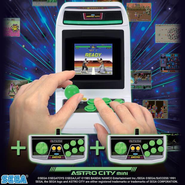 Sega Astro City Mini comprar