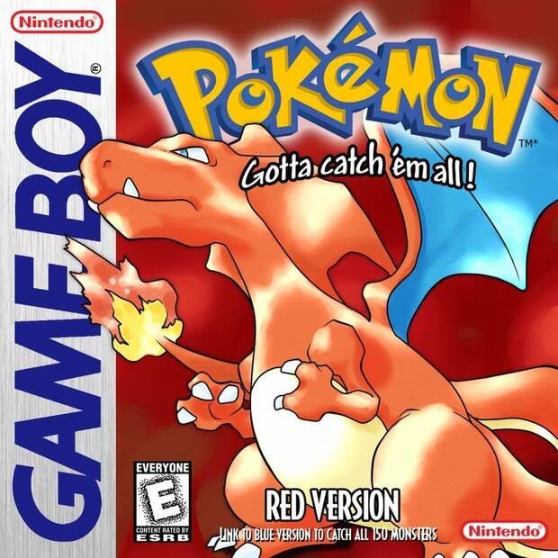 Pokémon Rojo/Azul/Amarillo Imagen 2