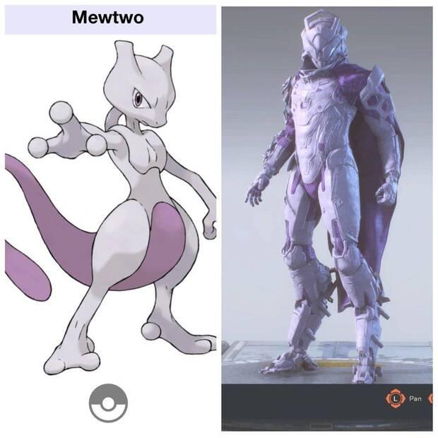 Los jugadores de Anthem comienzan a personalizar sus Alabardas como Pokémon Imagen 3
