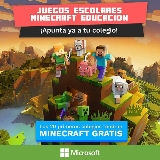 Minecraft Education Edition JEME 2021
