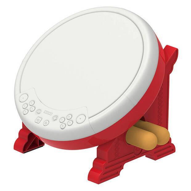 Switch estrenará un particular periférico con forma de tambor Imagen 2