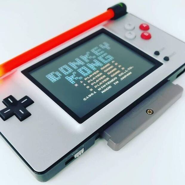 Este usuario les da una nueva oportunidad a las Nintendo DS Lite rotas Imagen 2
