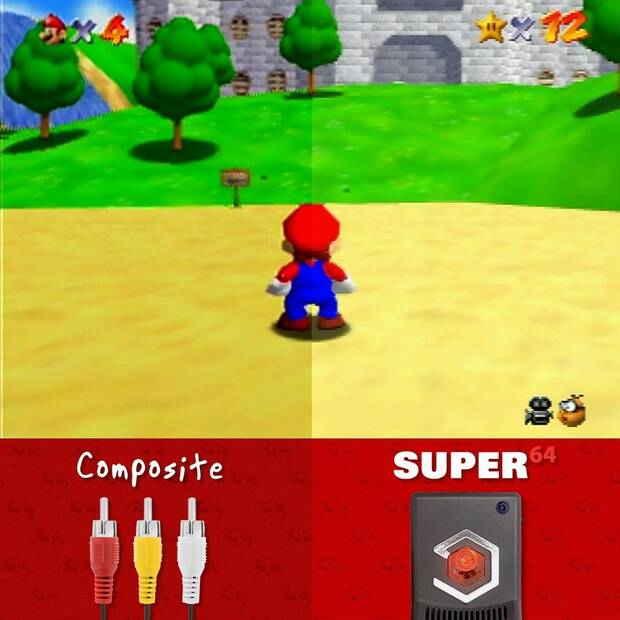 Anunciado EON Super 64, un adaptador HDMI para Nintendo 64 Imagen 2