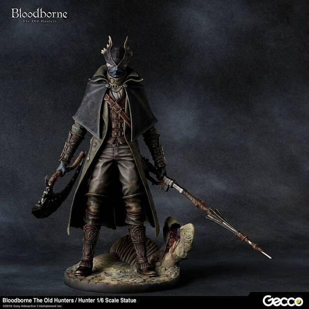 Gecco anuncia nueva figura y réplicas de armas de Bloodborne Imagen 2