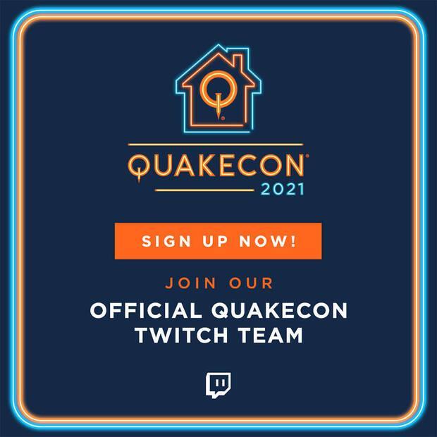 QuakeCon 2021 activities