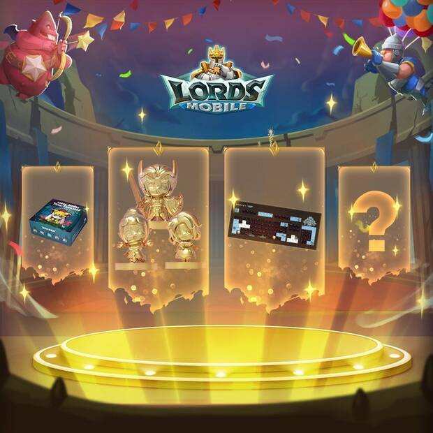 Lords Games awards