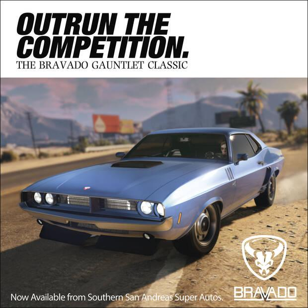 GTA Online: Presenta nuevo vehículo, bonificaciones y regalo de 250.000 GTA$ Imagen 2