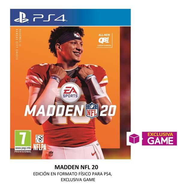GAME confirma que venderá la edición física de Madden NFL 20 en exclusiva Imagen 2