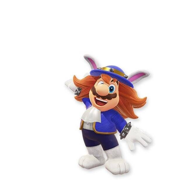 Filtrados más posibles trajes para Mario en Super Mario Odyssey Imagen 7