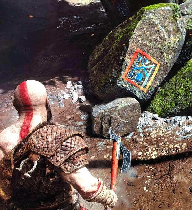 Los jugadores trabajan para descifrar las runas de God of War Imagen 3