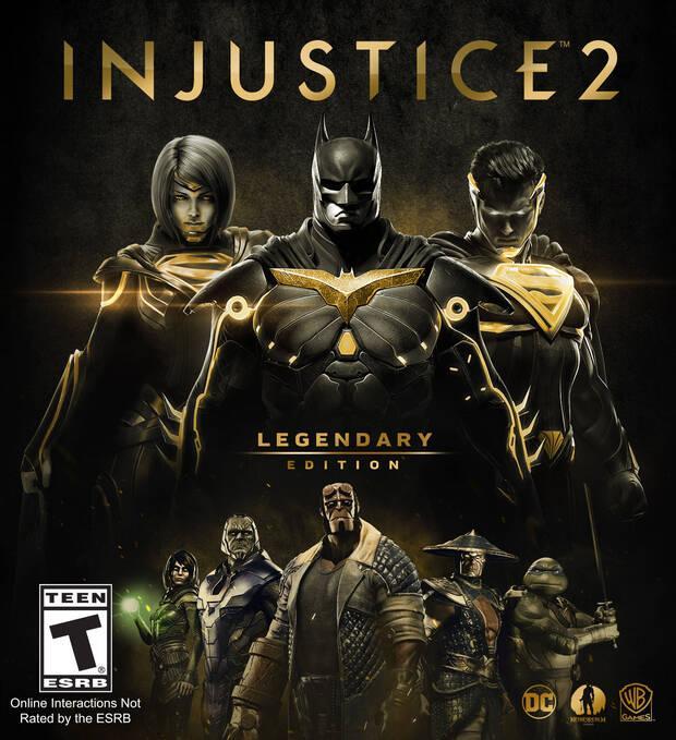 Anunciado Injustice 2 - Legendary Edition para el próximo 27 de marzo Imagen 2