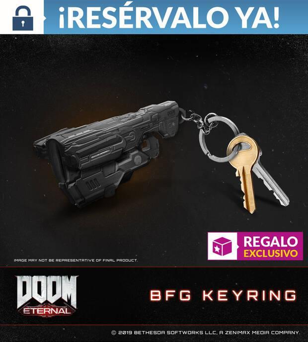 GAME anuncia su incentivo por reserva exclusivo para DOOM Eternal Imagen 2