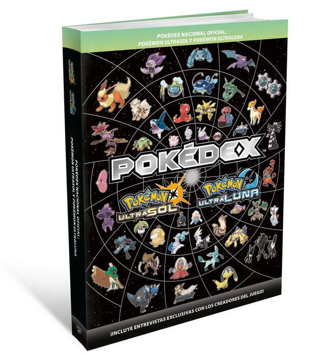 La guía Pokédex Nacional de Pokémon Ultrasol y Ultraluna ya está disponible Imagen 2