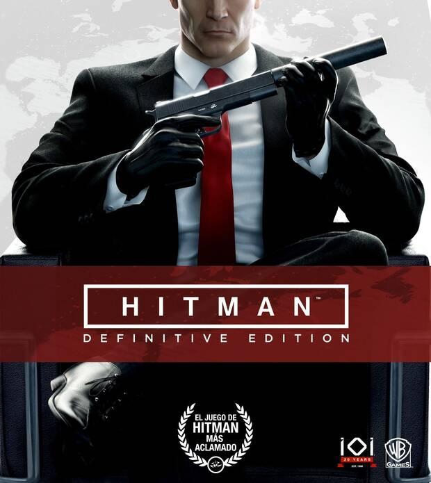 Warner Bros anuncia Hitman: Definitive Edition para Xbox One y PS4 Imagen 2
