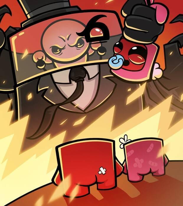 Super Meat Boy Forever Imagen 1