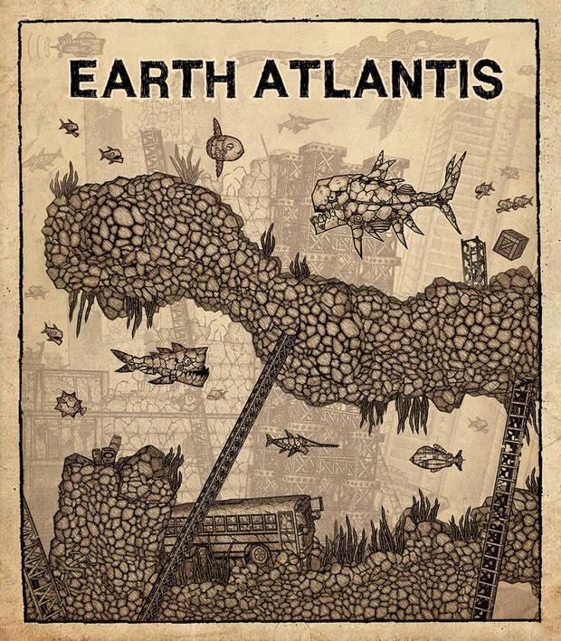 Earth Atlantis Imagen 1