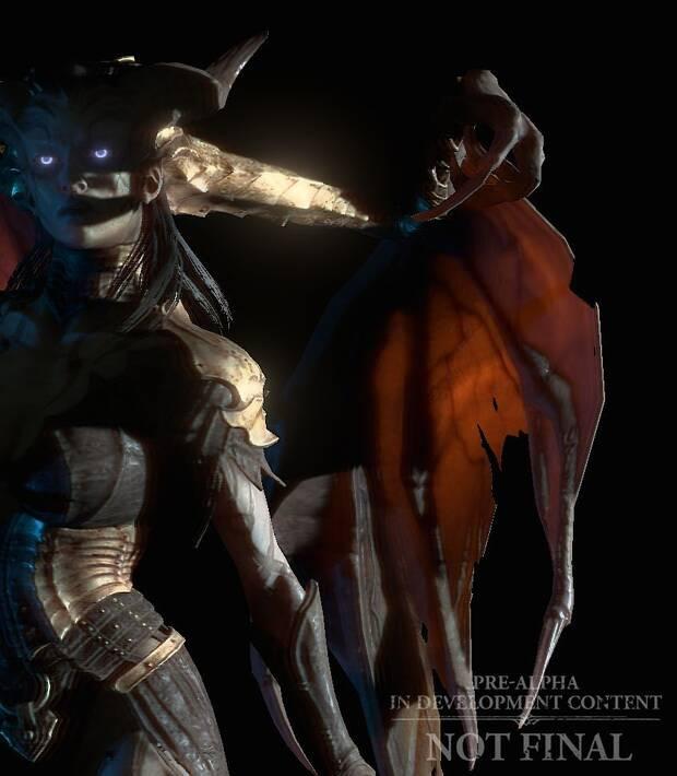 Diablo 4 nos da un nuevo vistazo al aspecto de clases y enemigos