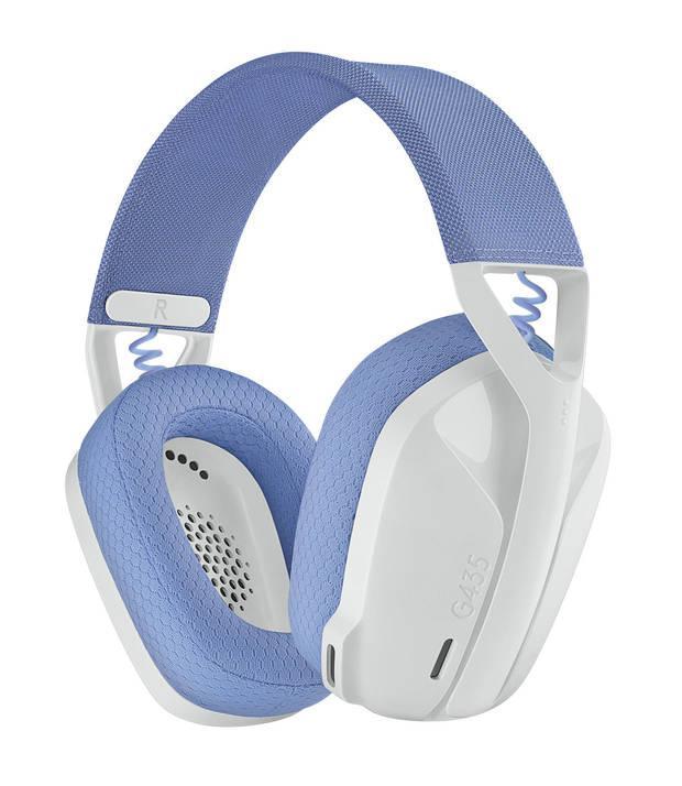 Detalle de los nuevos auriculares Logitech G435.