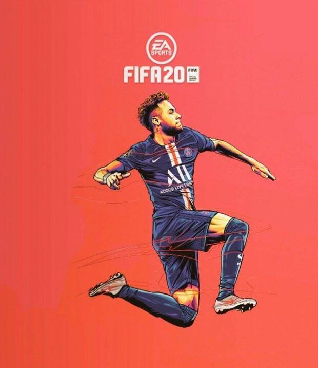 FIFA 20: Filtrada la portada protagonizada por Neymar Jr Imagen 2