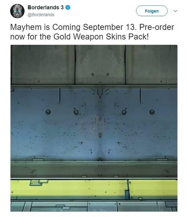 Se filtra la fecha de lanzamiento de Borderlands 3: el 13 de septiembre Imagen 2