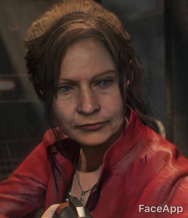 Así envejecen los personajes de videojuegos con FaceApp Imagen 10