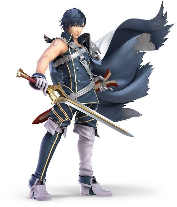Chrom - Super Smash Bros. Ultimate