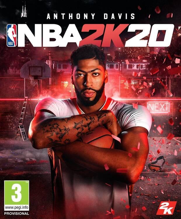 NBA 2K20 Imagen 1