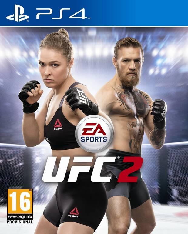 EA Sports UFC 2 Imagen 1
