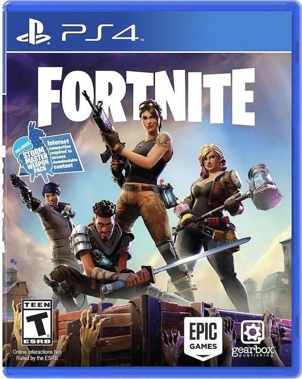 Las copias físicas de Fortnite se venden a precios desorbitados Imagen 2