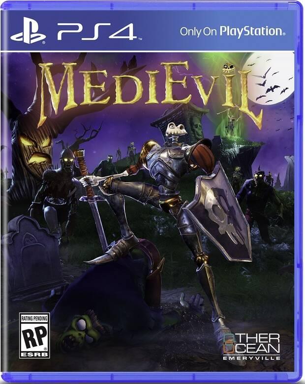 Medievil Remake Imagen 1