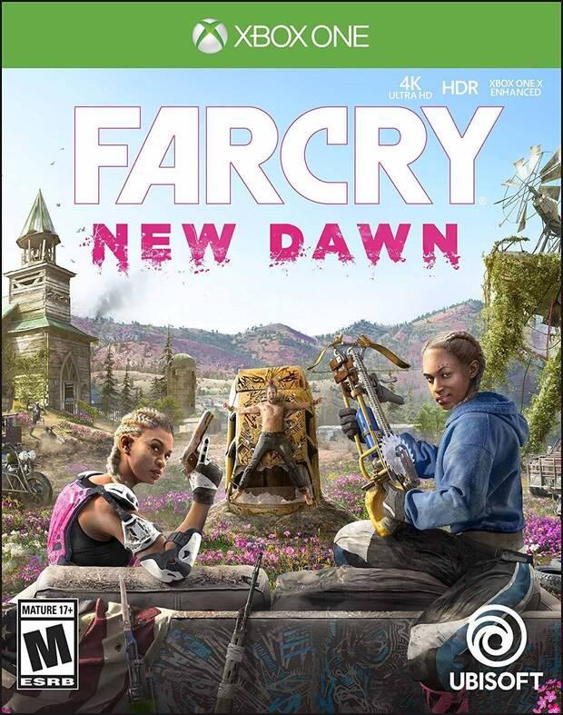 Filtración: El nuevo Far Cry se titulará 'Far Cry: New Dawn' Imagen 2