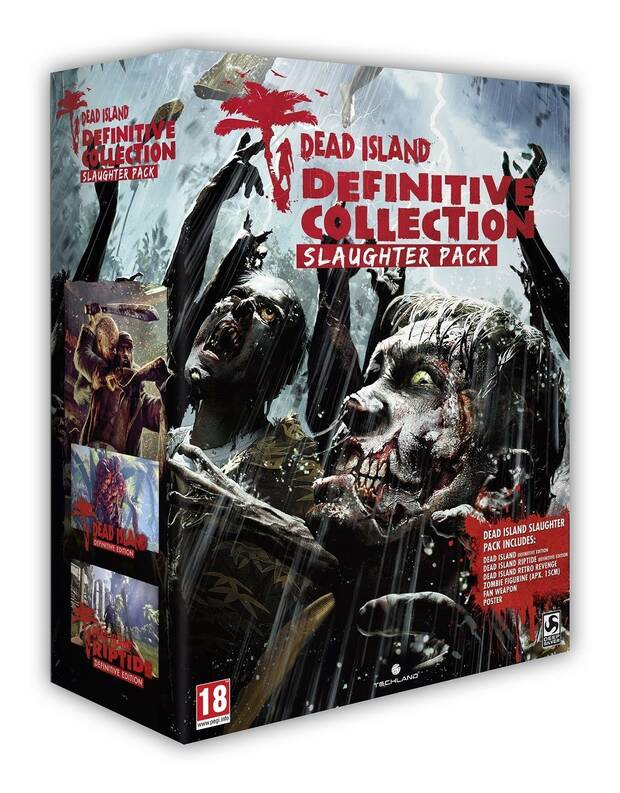Dead Island Definitive Collection Slaughter Pack llega mañana a PS4 Imagen 2