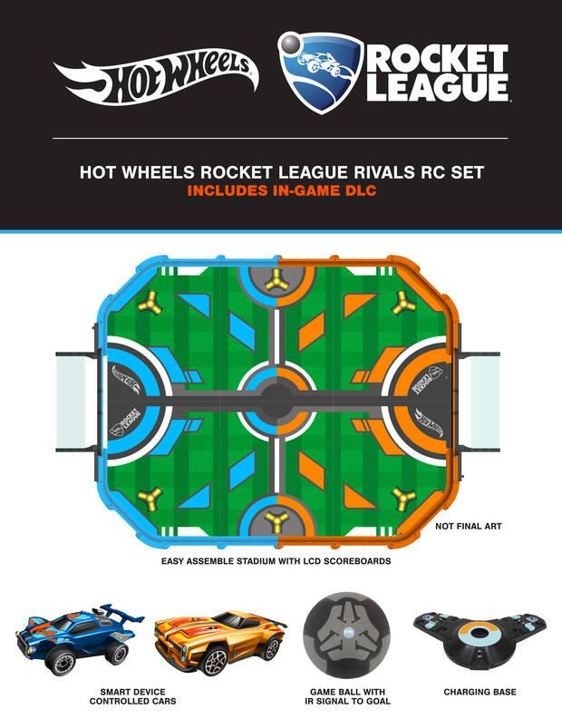 Rocket League Imagen 1