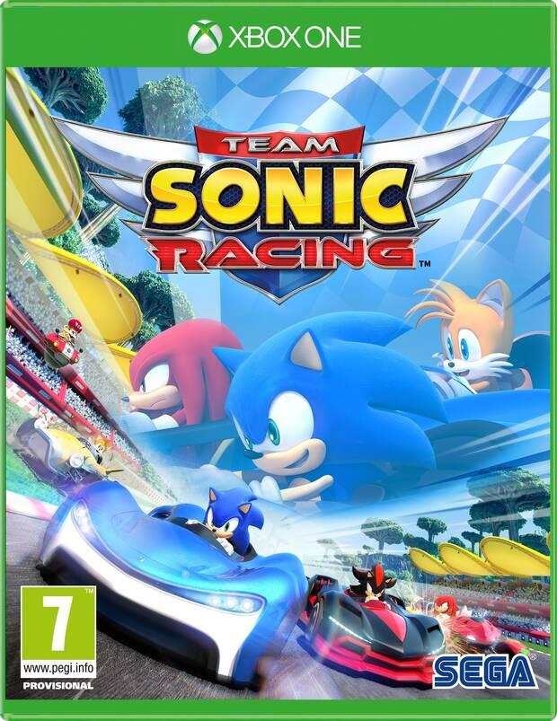 Team Sonic Racing Imagen 1
