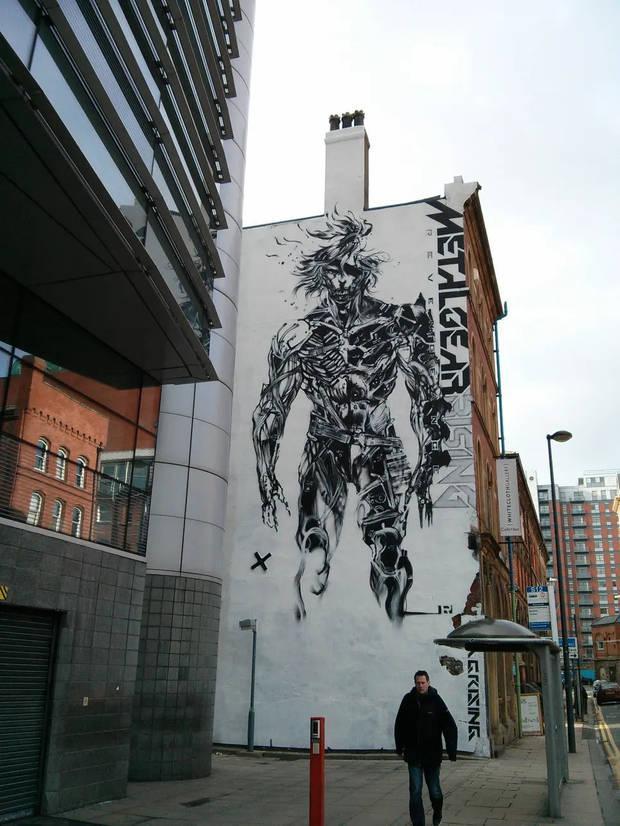 The Metal Gear Mura à Leeds