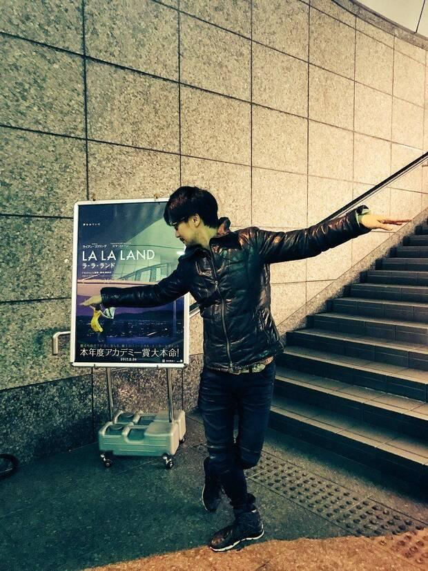 Hideo Kojima: 'Quiero seguir creando juegos hasta que me muera' Imagen 2