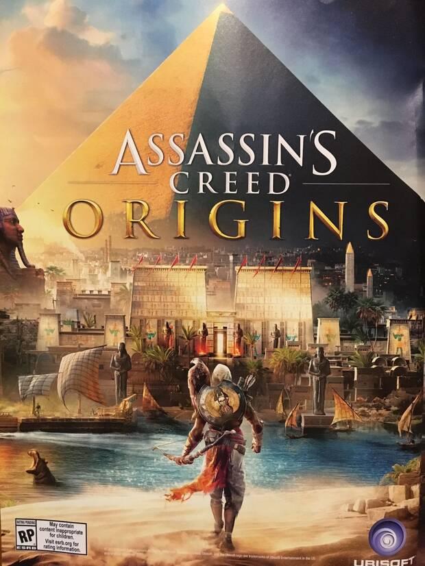 Assassin's Creed Origins se lanzará el 27 de octubre Imagen 2