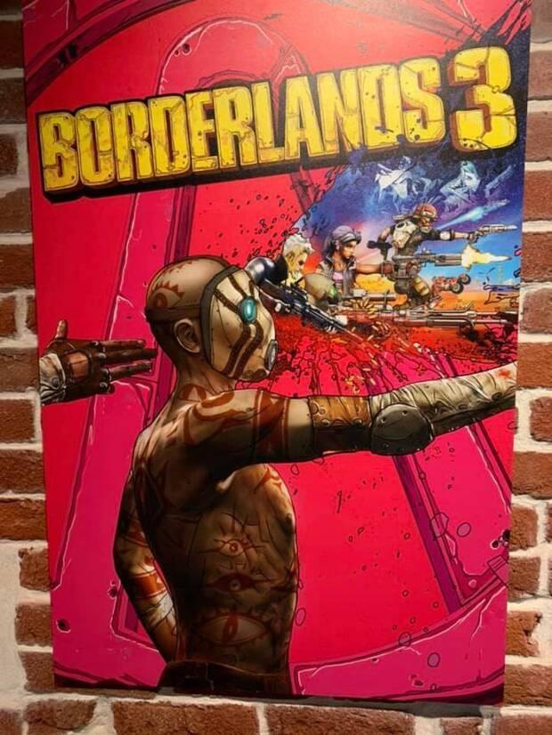 Gearbox revela las portadas que se descartaron de Borderlands 3 Imagen 3
