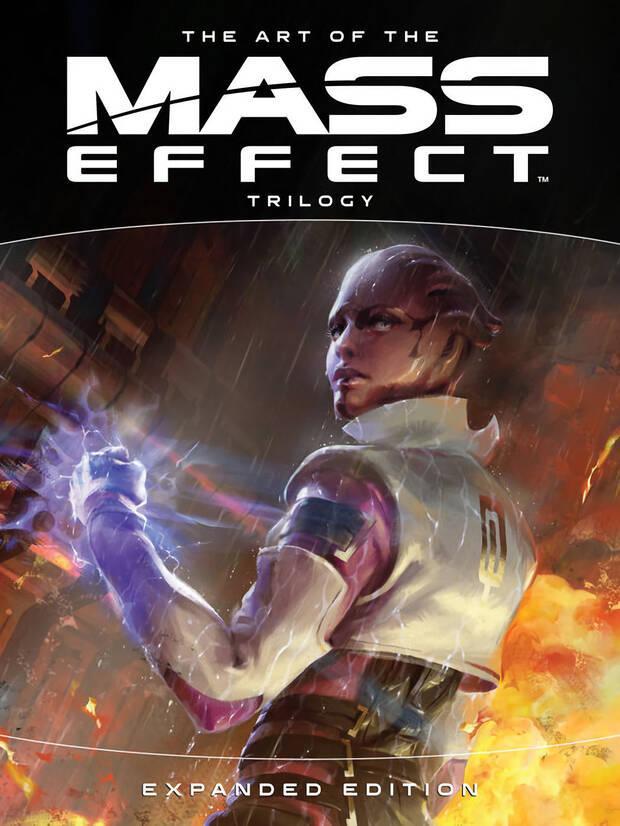 El libro The Art of the Mass Effect Trilogy Expanded Edition se pondrá a la venta en 2021 Imagen 2